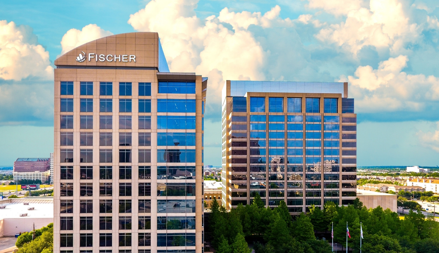 Fischer. Unconflicted. Unparalleled.  Corporate Real Estate Services   Find out What We Know
