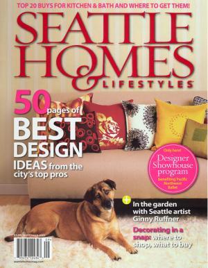 Seattle Homes & LifeStyles - King 5 Sammamish StepsYear: 2007