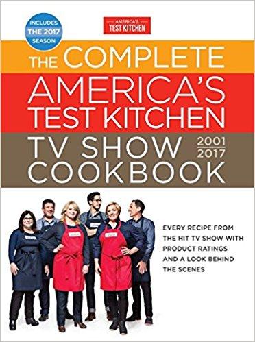 The Complete America's Test Kitchen Cookbook