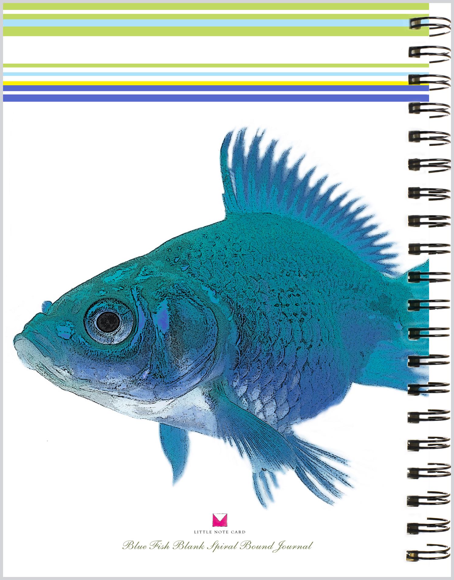LittleNoteCard_BlueFish_BlankJournal