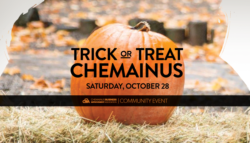 Trick or Treating Chemainus