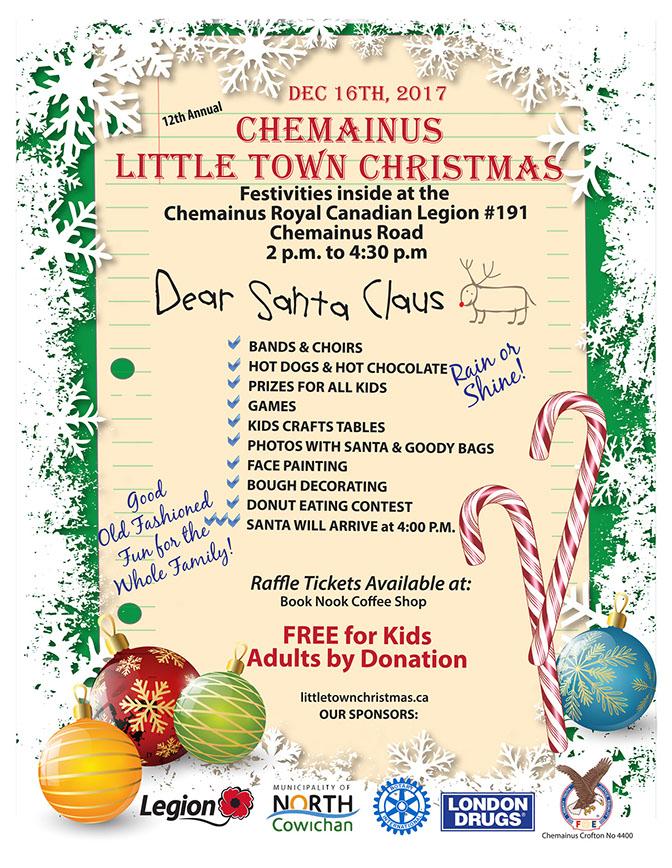 Little Town Christmas Chemainus