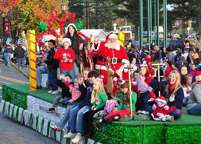 Crofton Christmas Parade
