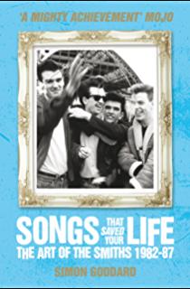 """Obiecałam to zgooglać i mój typ to """"Songs That Saved Your Life: The Art of The Smiths 1982-87"""" Simona Goddarda. Znacie inną publikację, która by pasowała?"""