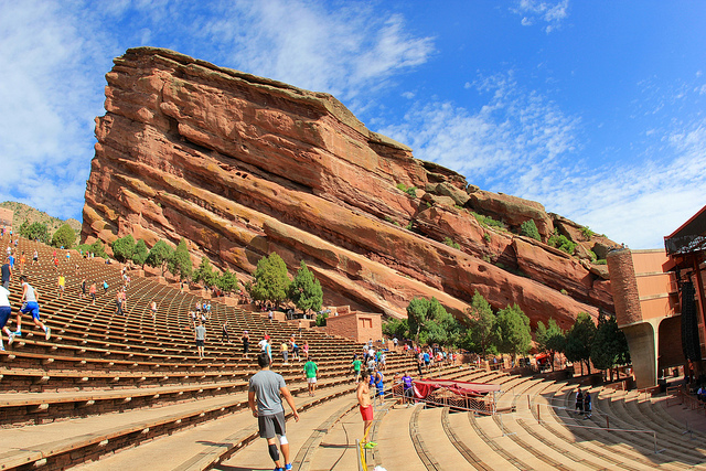 Naprawdę pięknie położony amfiteatr, patrz niżej. /  źródło zdjęcia