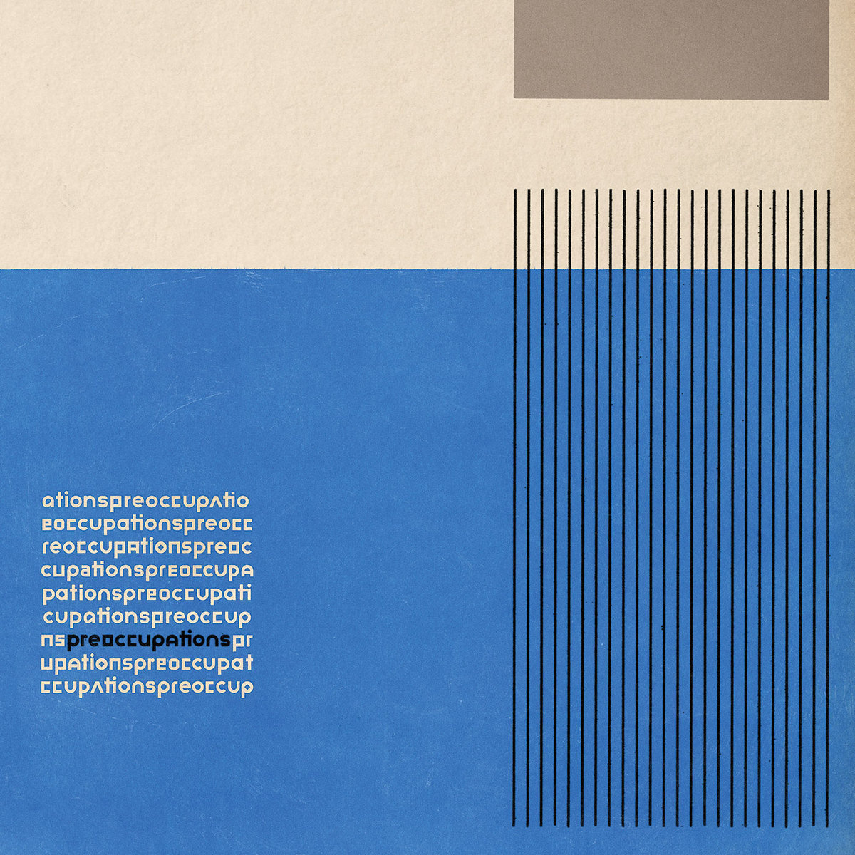 3 utwory  - 1. Preoccupations -