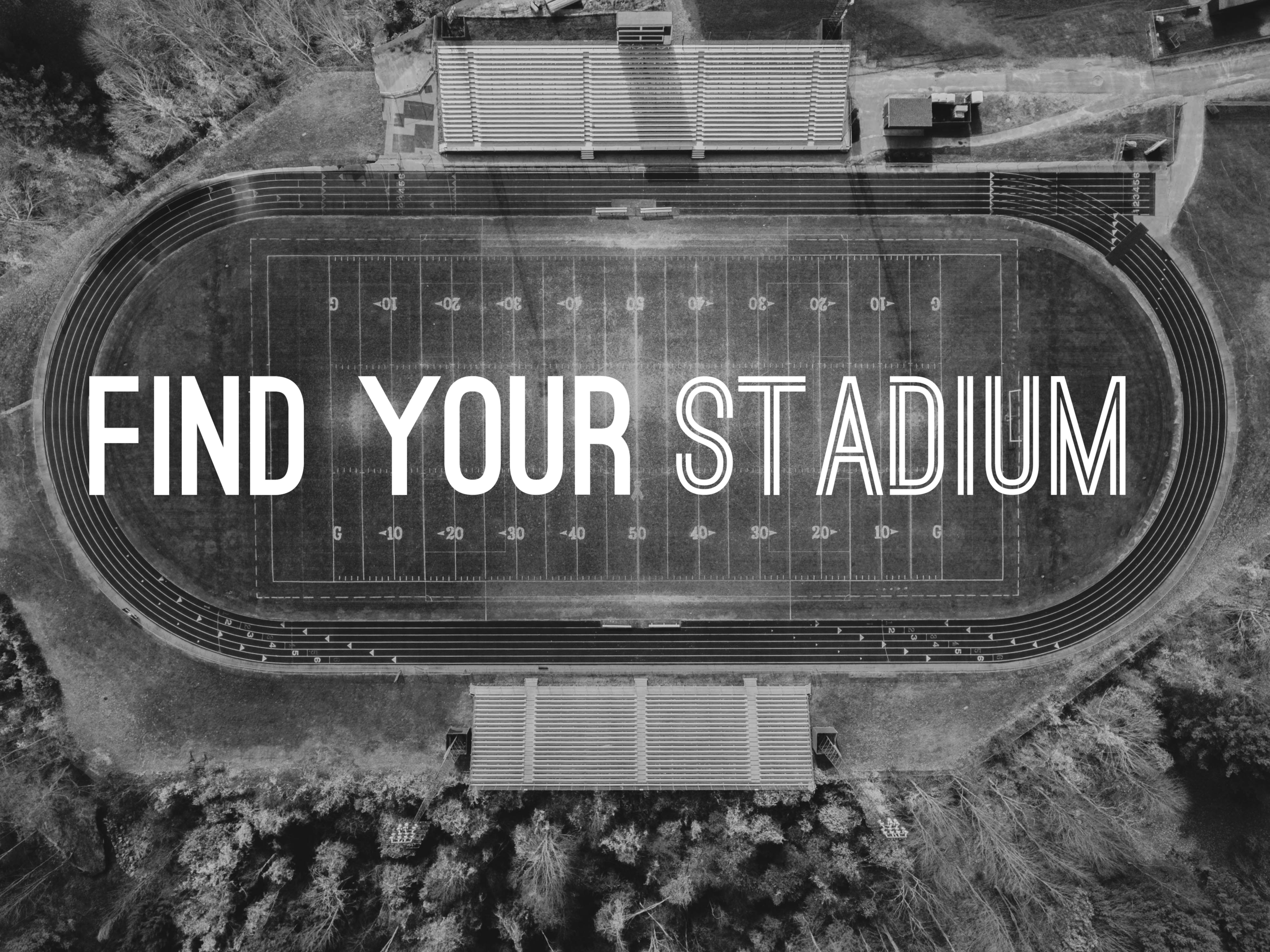 We represent a community of motivated individuals. The hustlers, the creators, the game changers, and all active lifestyles. Whatever your stadium may be, whether it's the gym, the studio or the streets we want to be a part of it. -