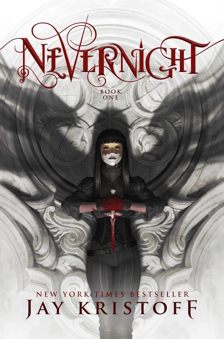 Nevernight Book Cover