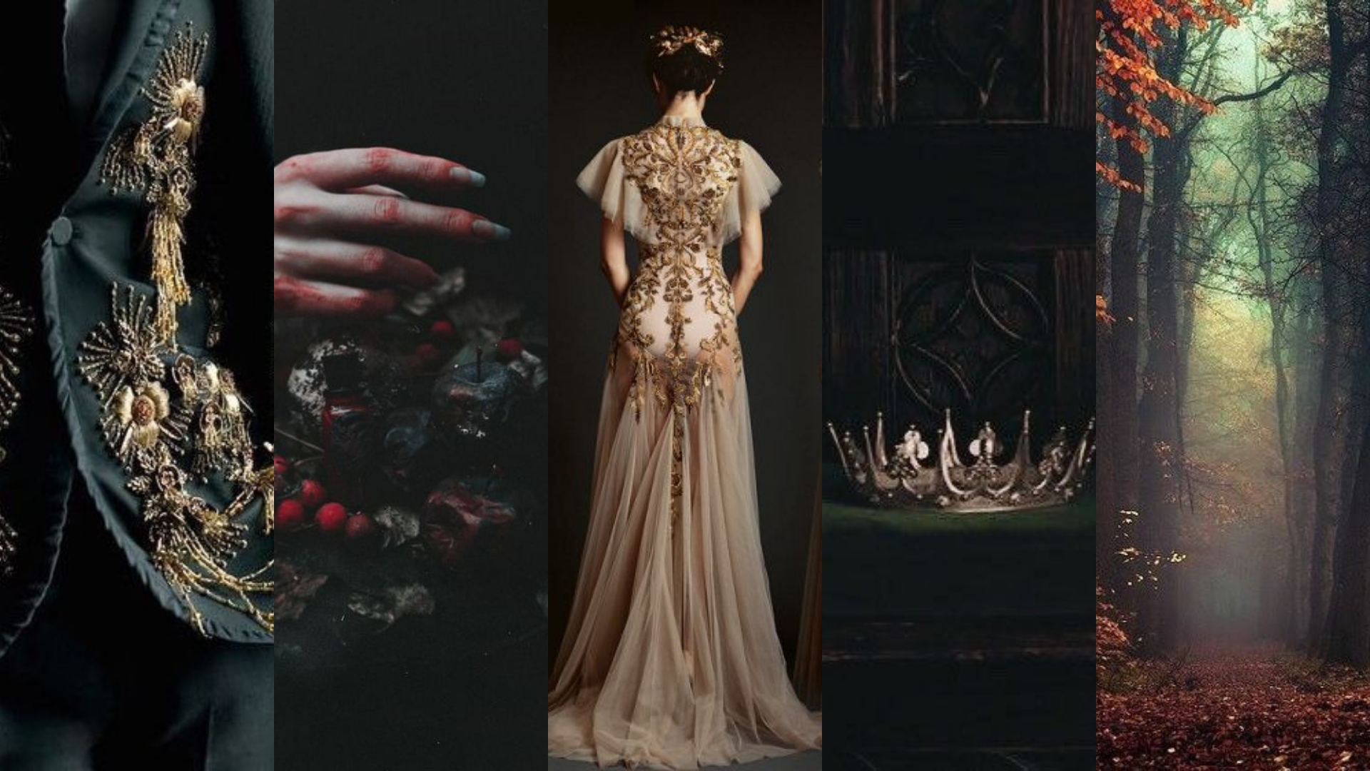 The Cruel Prince Book Aesthetic