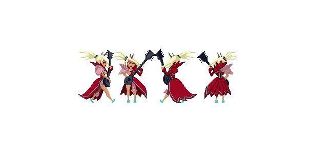 Copy of Bardcore- Pixel turnaround