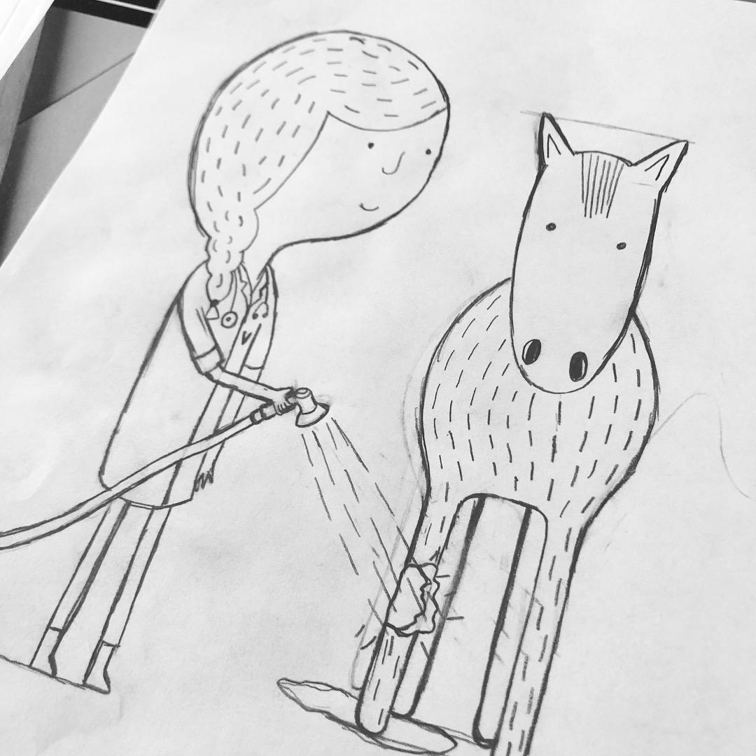 Illustration: Sarah Haug, Workman By Design