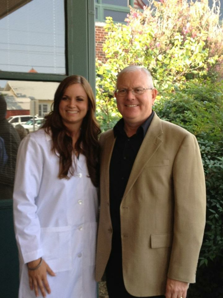 Dr. Rebekah Hartfield and Dr. Hal Reese