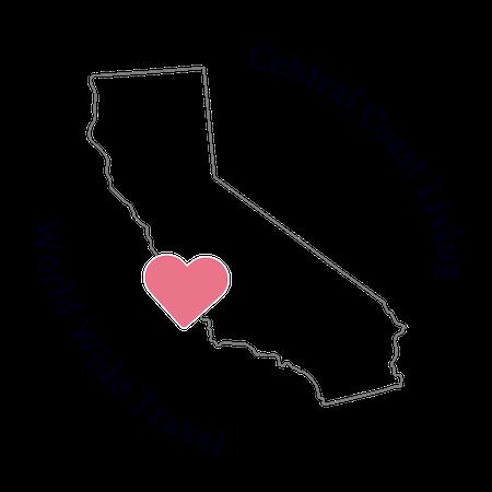 Central Coast California Living World Wide Travel