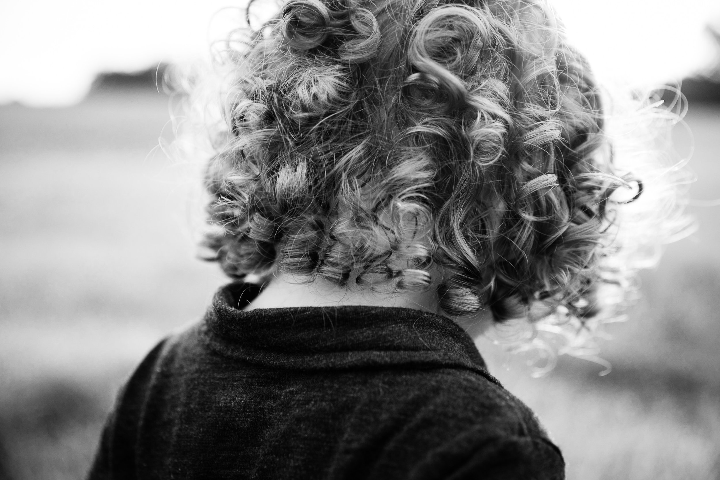 cutest curls photo