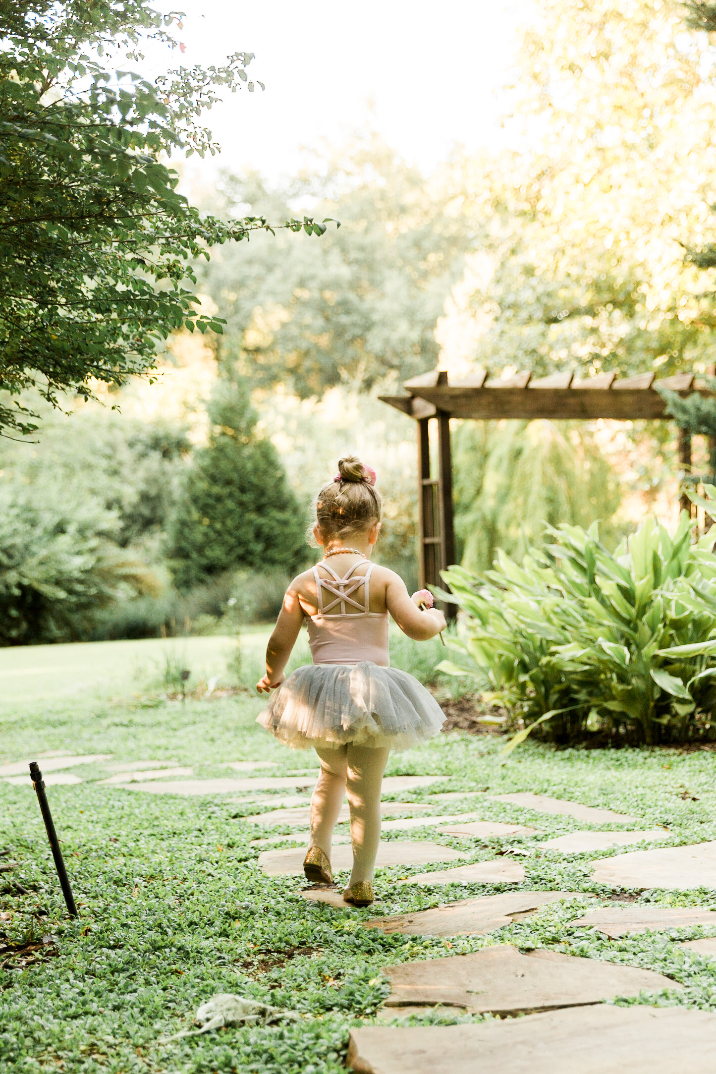 cutest ballerina photograph