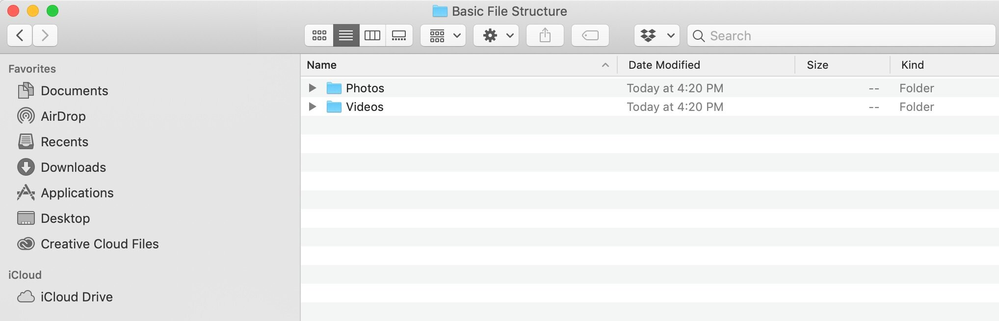basic+file+structure