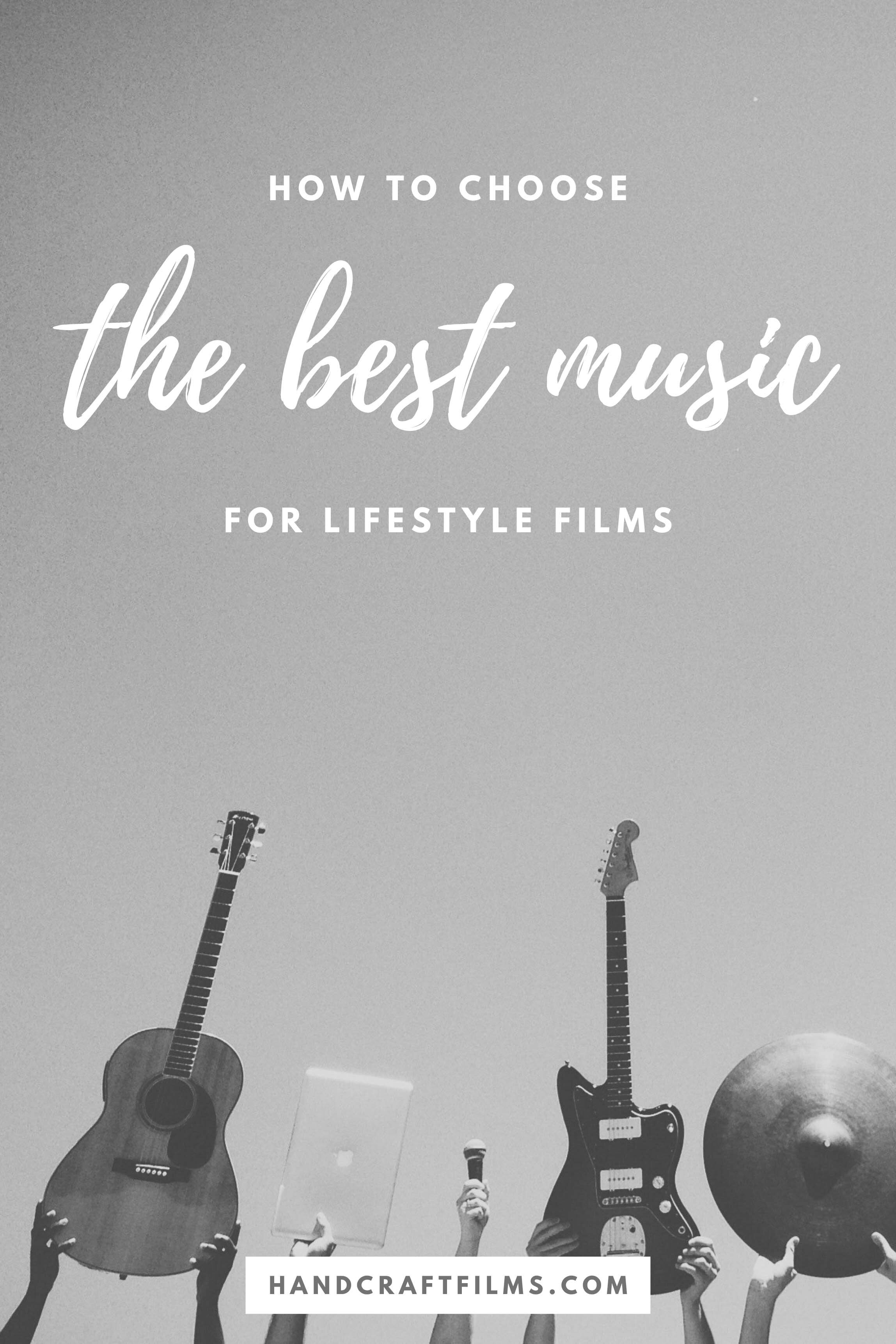 how to choose best music for films