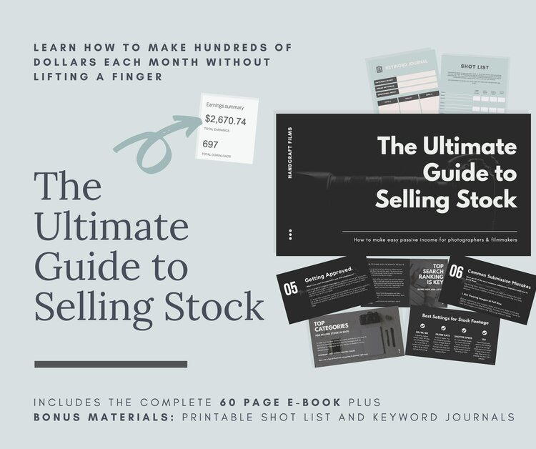 The Ultimate Guide to Selling Stock Bundle