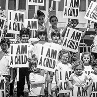 """Thoughts on this recreation of the """"I Am A Man"""" protest during civil right era?"""