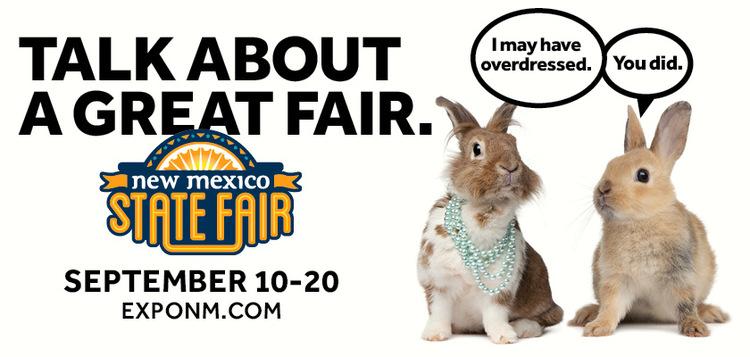 New Mexico State Fair 2015