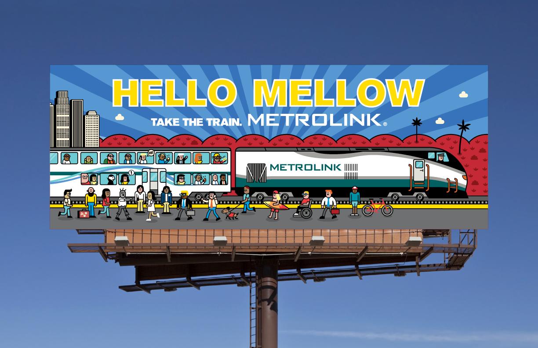 Hellow Mellow Metrolink