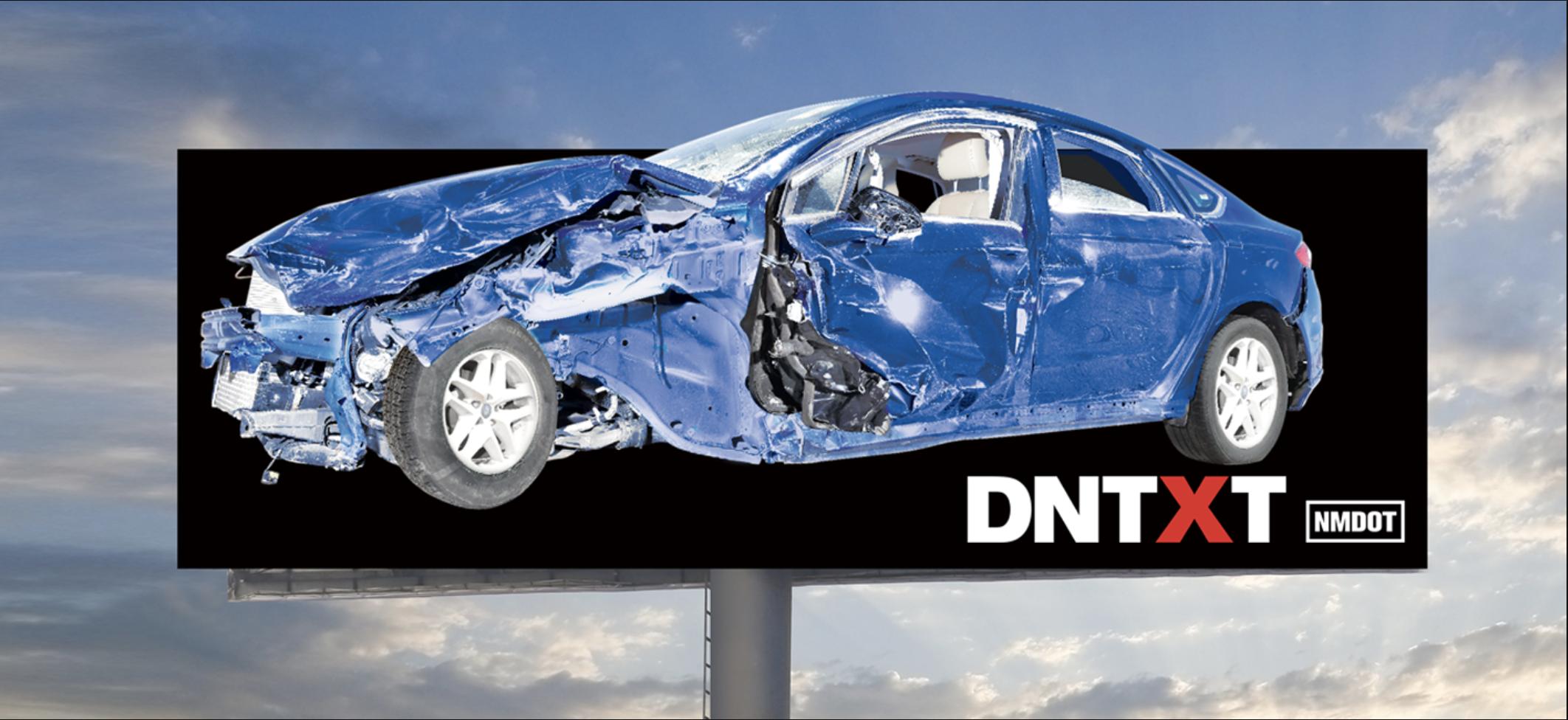 DNTXT Crash NMDOT