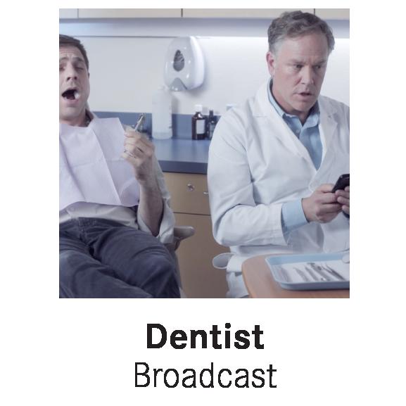 Unacceptable Distractions Dentist