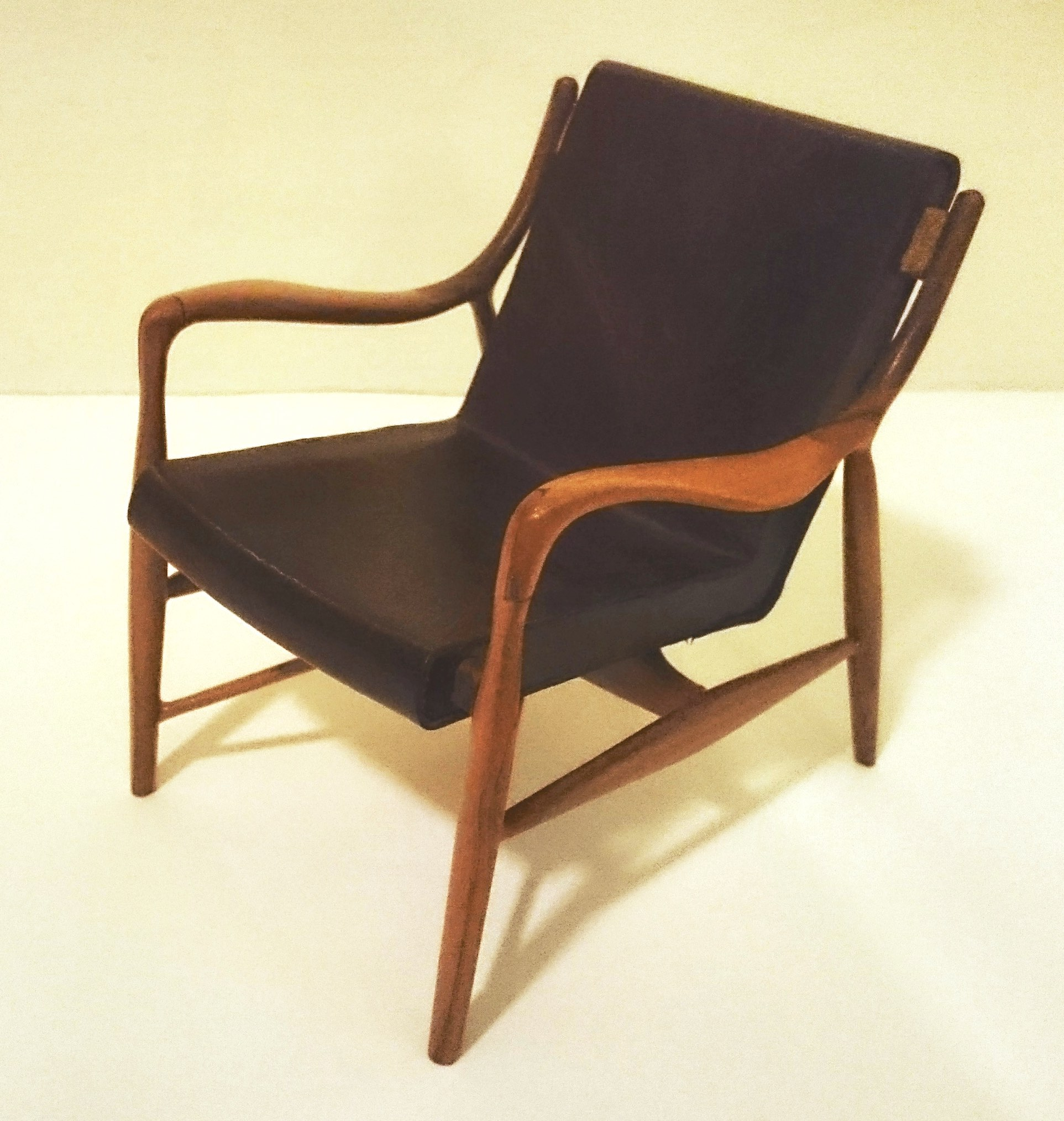 Finn juhl 45 chair - 1:6 scale model