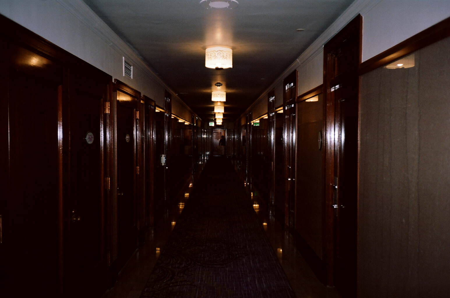 Ghost In The Hall