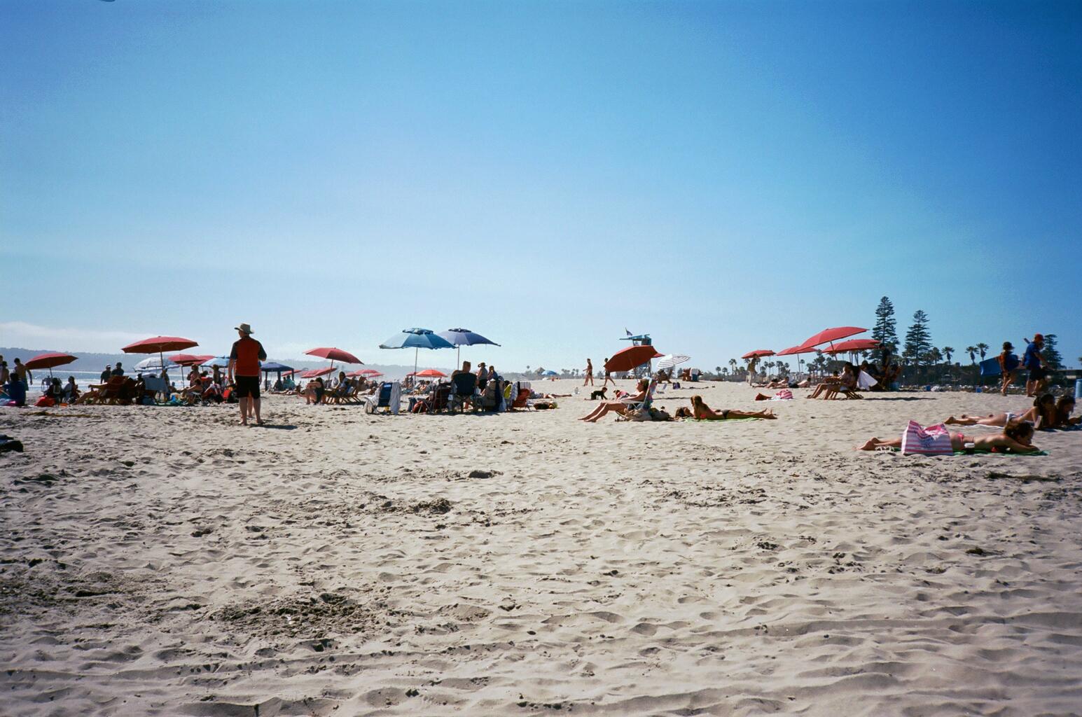 At The Beach Circa 2017