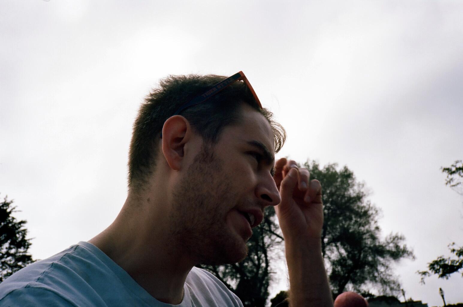 Joshua Barnes: Glasses