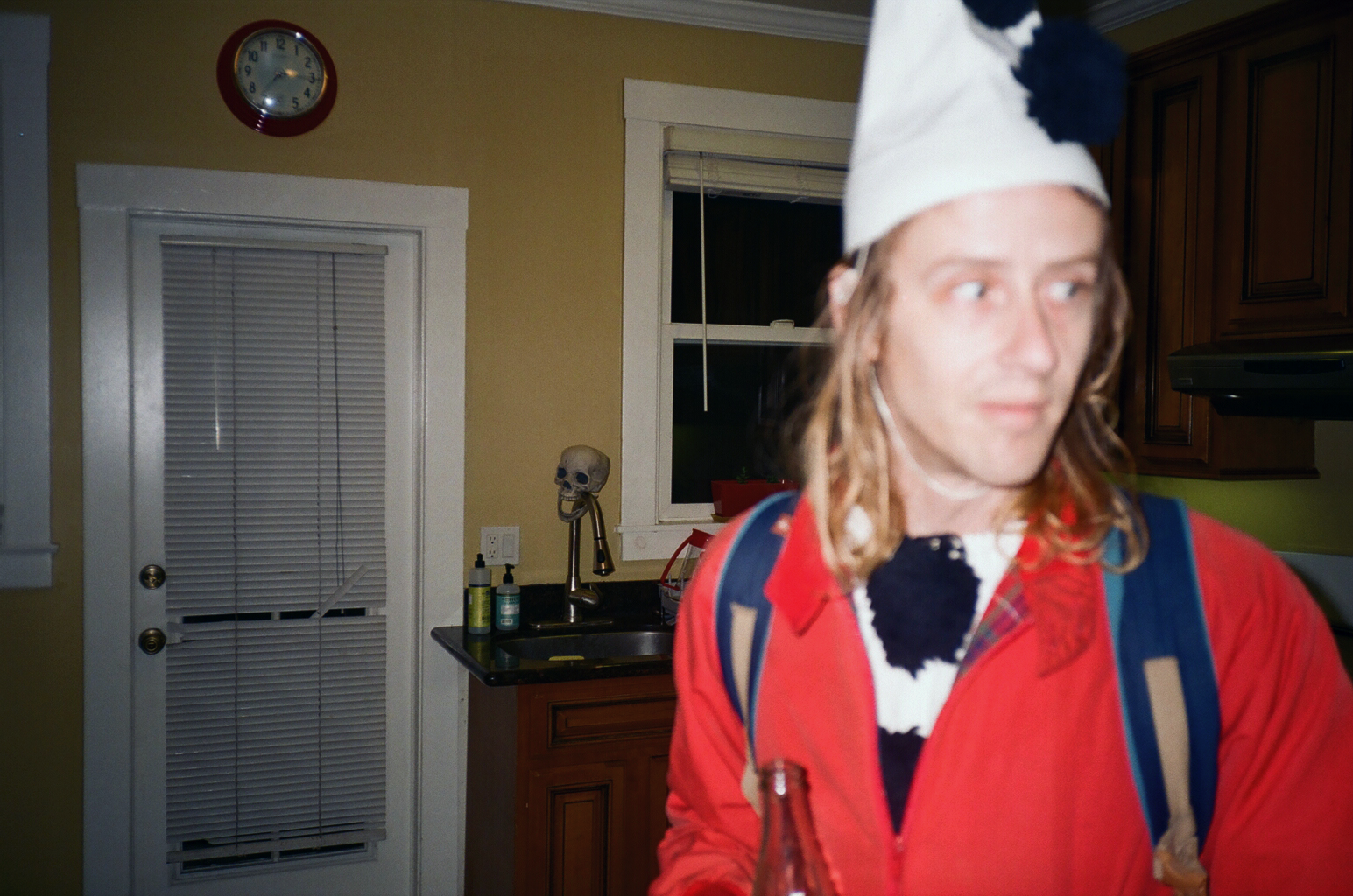 Christopher Owens: Spooked