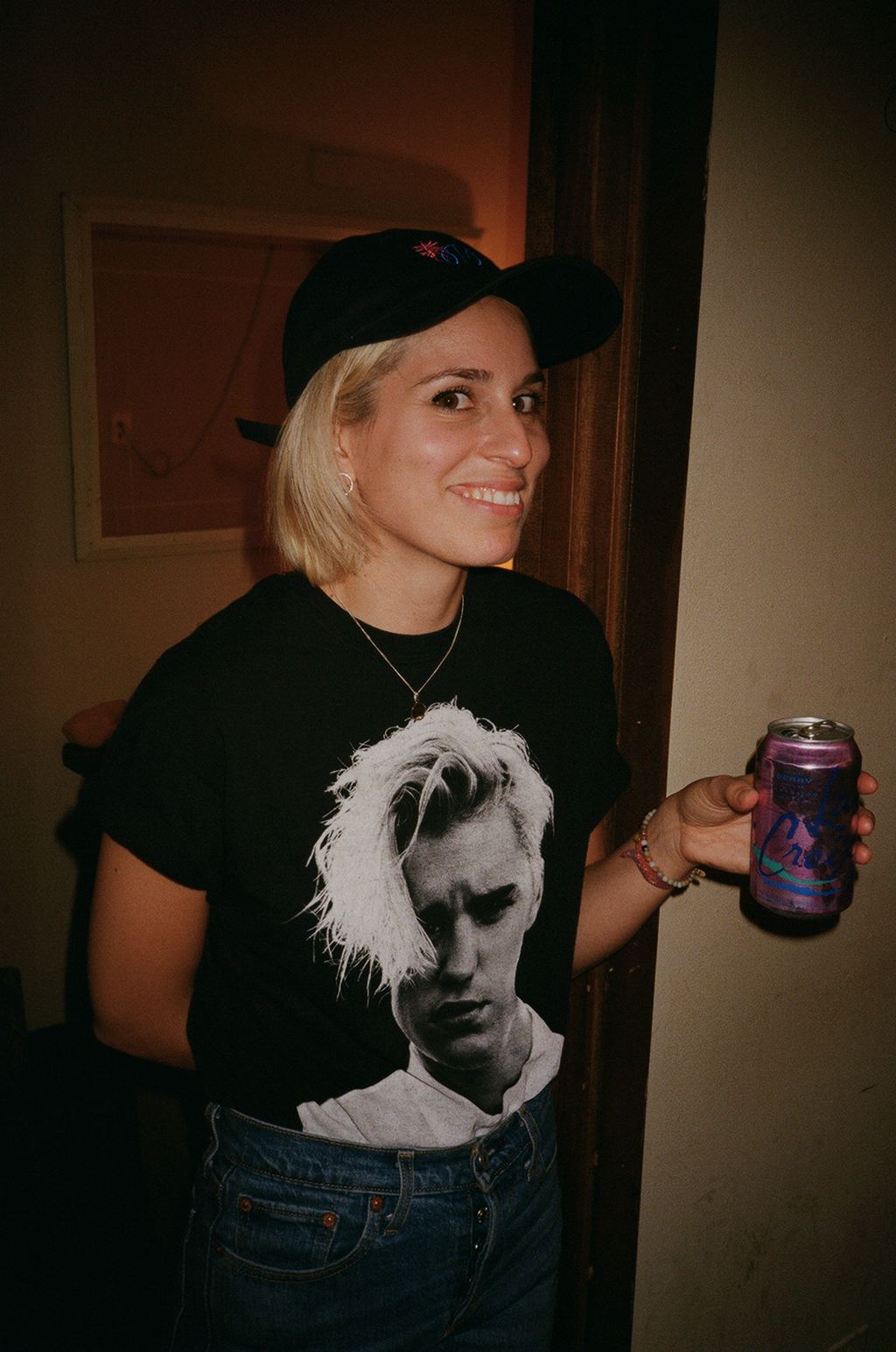 Josie Boivin: Purple Can