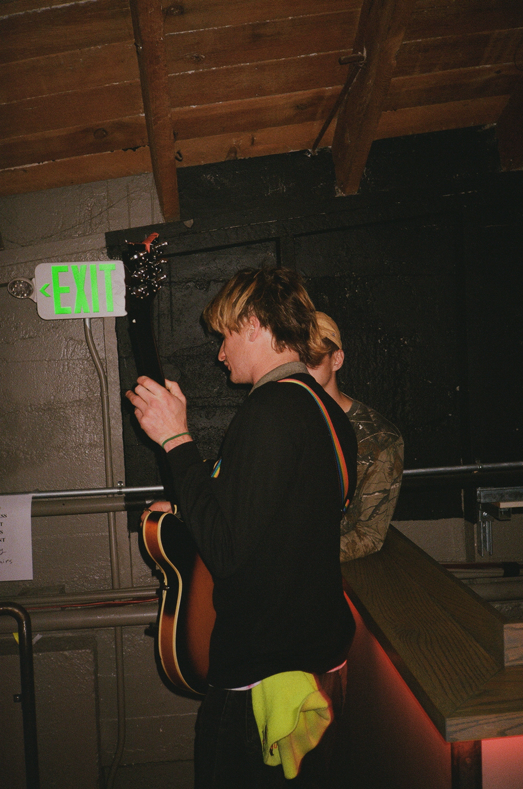 Kevin Fielding: Neon Exit