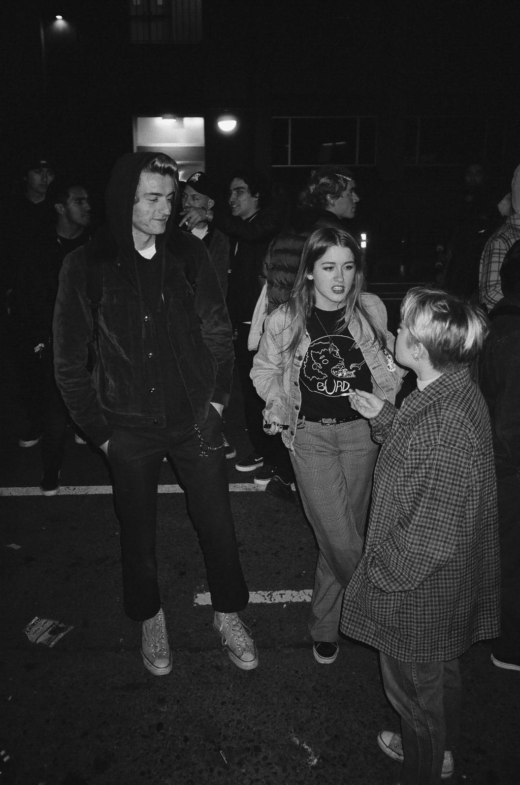 Evan & Izzie: Mid Street Hang