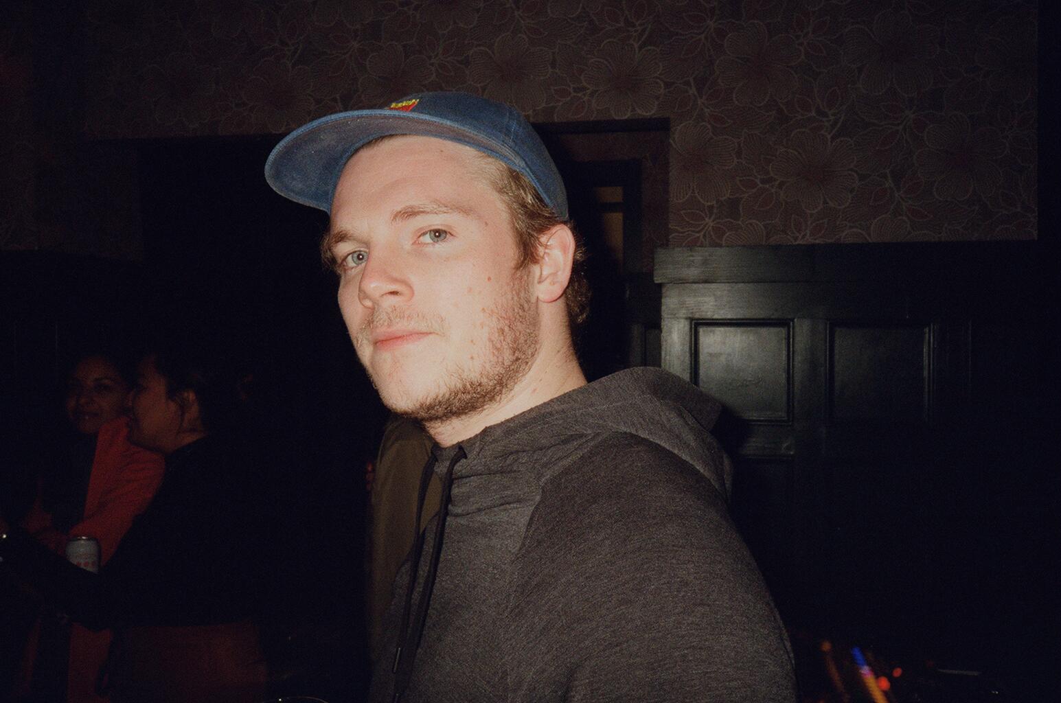 Alex Lauri: Blue Hat