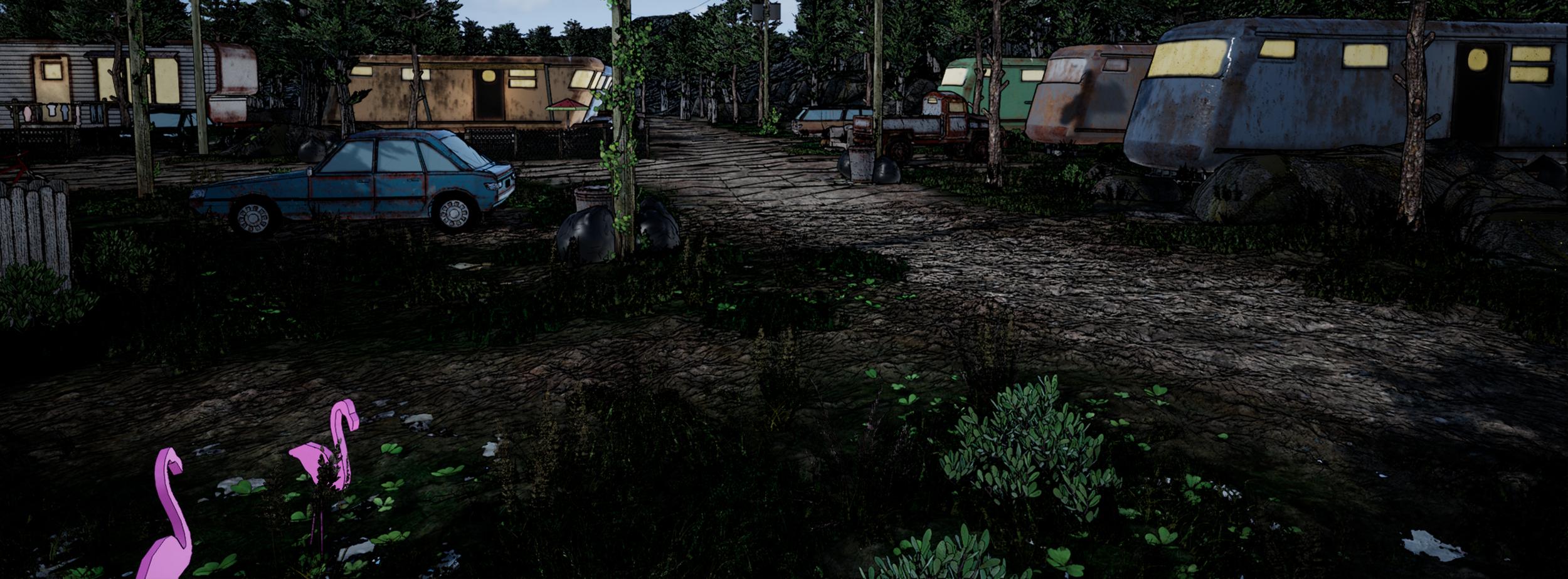 Arcadia Woods -