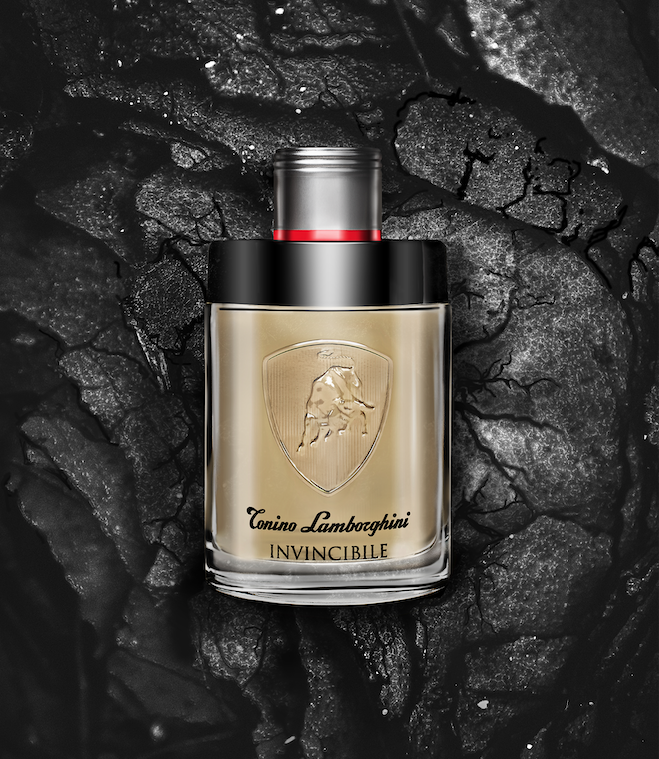 Tonino LAMBORGHINI INVINCIBILE - Staying true to the iconic brand design aesthetic, Tonino Lamborghini INVINCIBILE speaks to the quality and style of the modern man. The vision is to bring the passion and spirit of Italy to the global market, through this unique and distinctive fragrance, evoking the original values of the core brand history inspired by the Lamborghini family heritage and its design elements.DISCOVER INVICIBILE