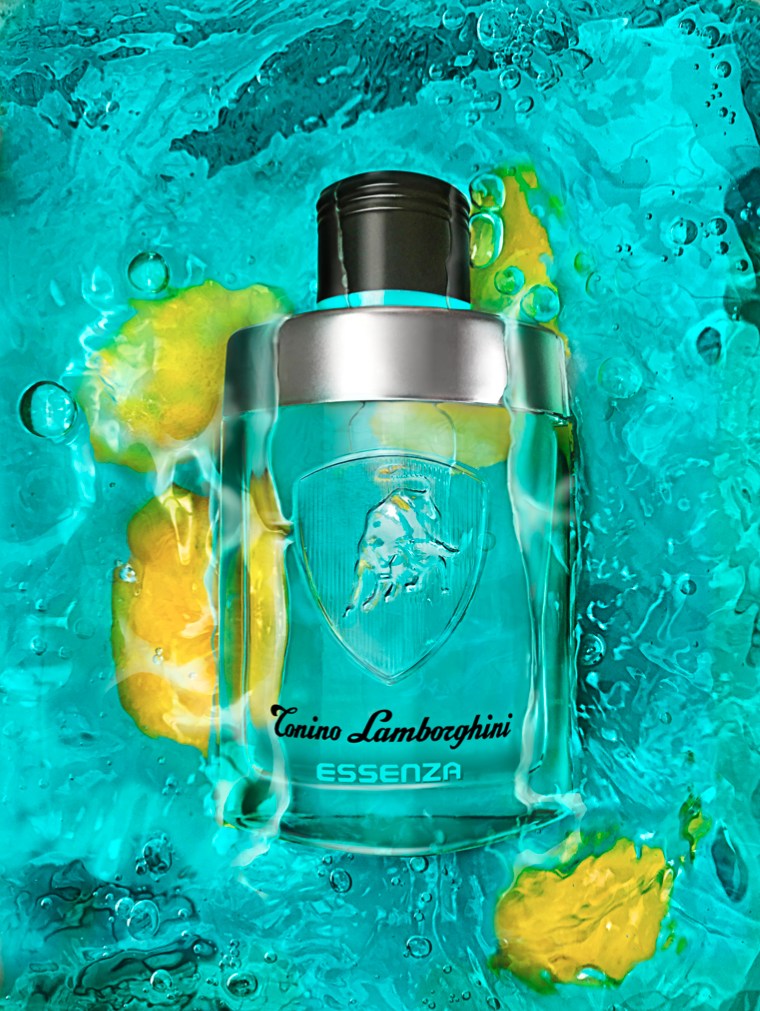 Tonino LAMBORGHINI ESSENZA - The name ESSENZA is an Italian word and represents the core of its being. Tonino Lamborghini ESSENZA is a new men's fragrance which inspired by colors and scents of the Italian Mediterranean …VIEW ESSENZA COLLECTION