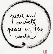 inner peace and calm