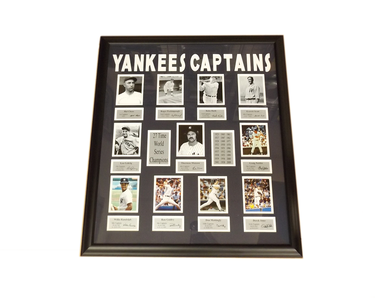 Yankee Captains