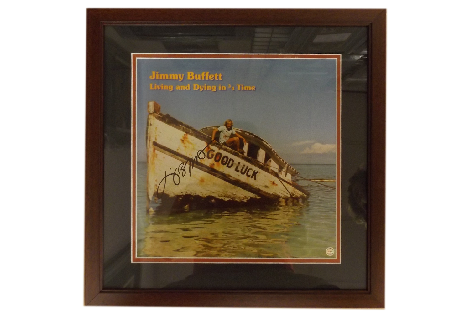 Jimmy Buffet - Living and Dying
