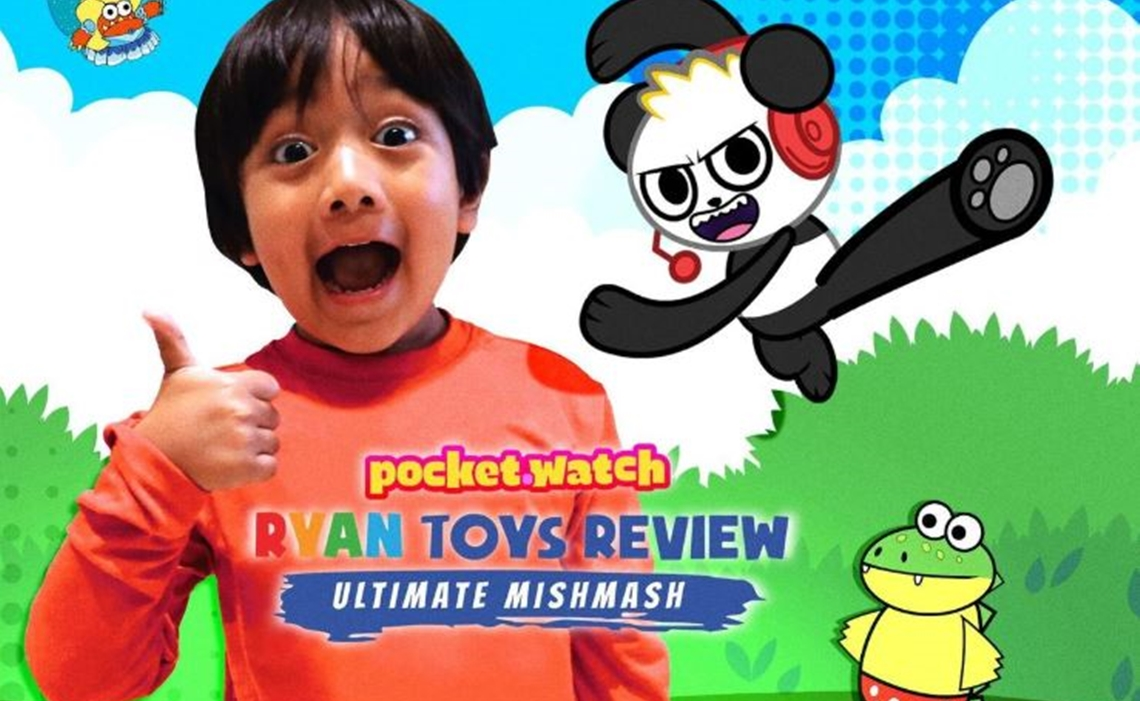 Ryan Toys Review and other unboxing videos are the modern result of the collision between consumer product, influencer marketing, and doorstep experience.