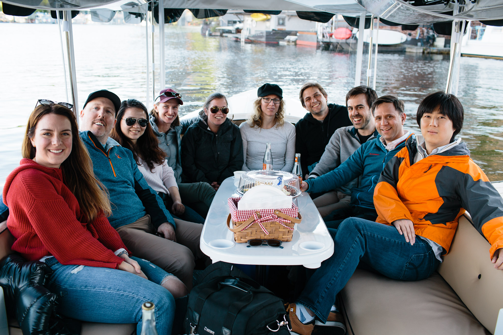 SoundCommerce Team on a Boat.jpeg