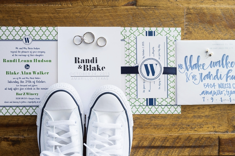 Invitations with Patterns