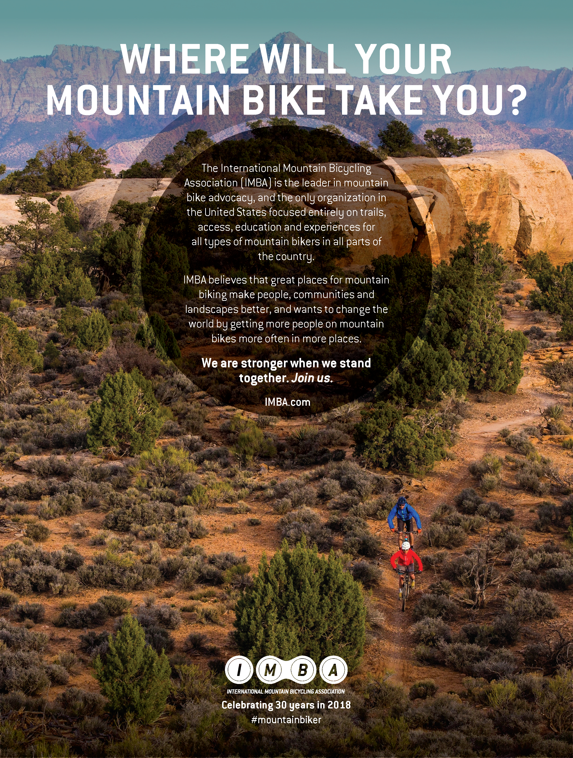Bicycling Magazine ad > Sept 2017