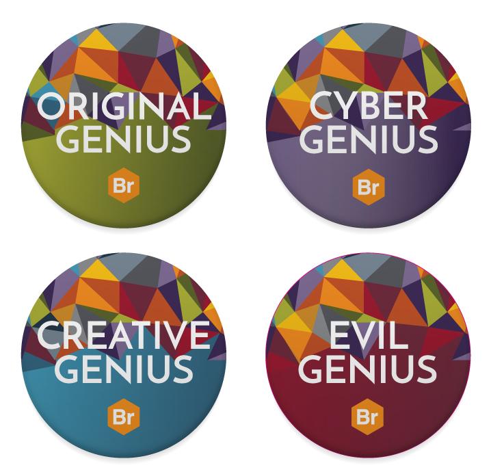 RSA 2018 > Genius Buttons