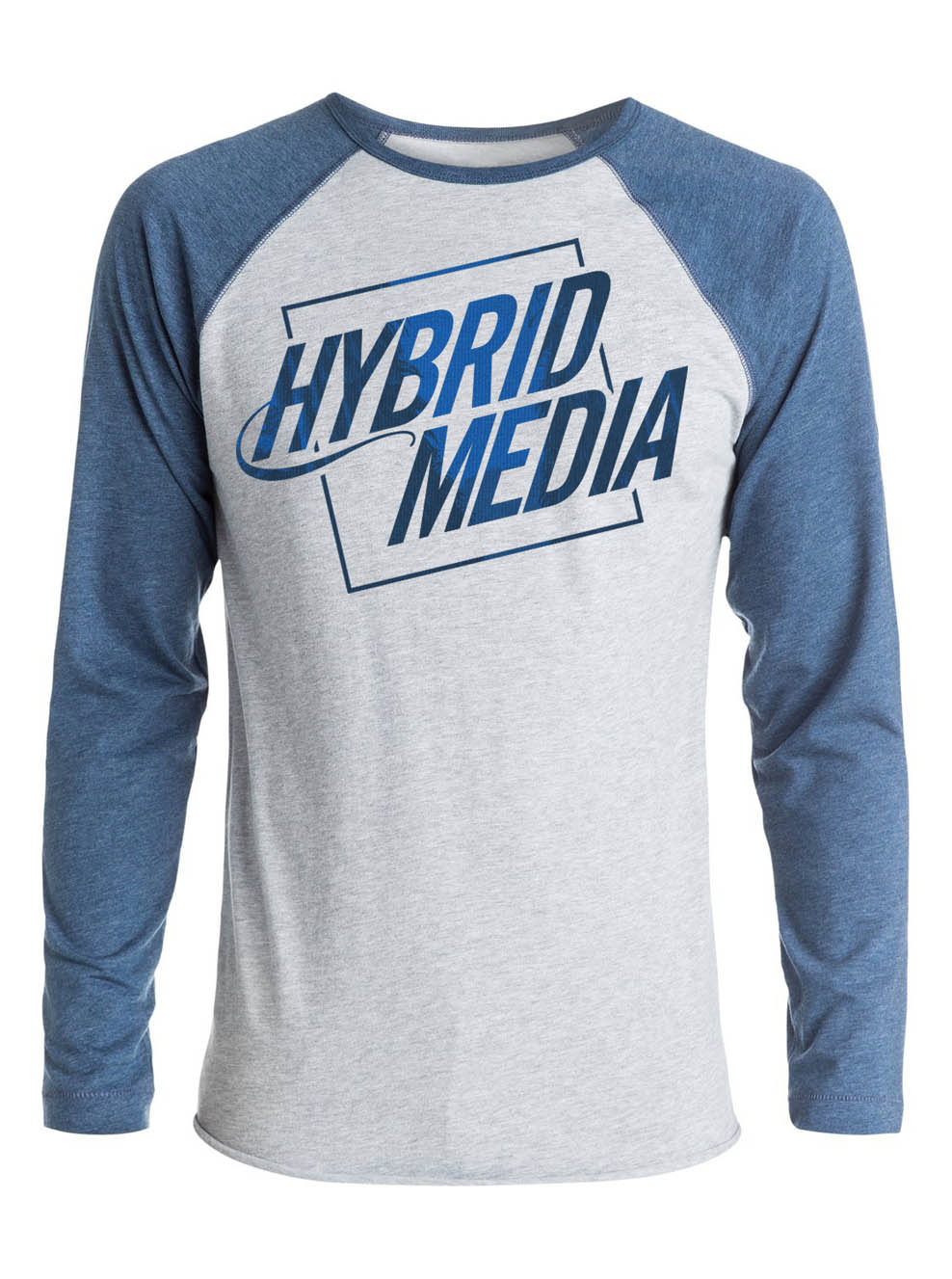 Apparel Design | Hybrid Media Long Sleeve