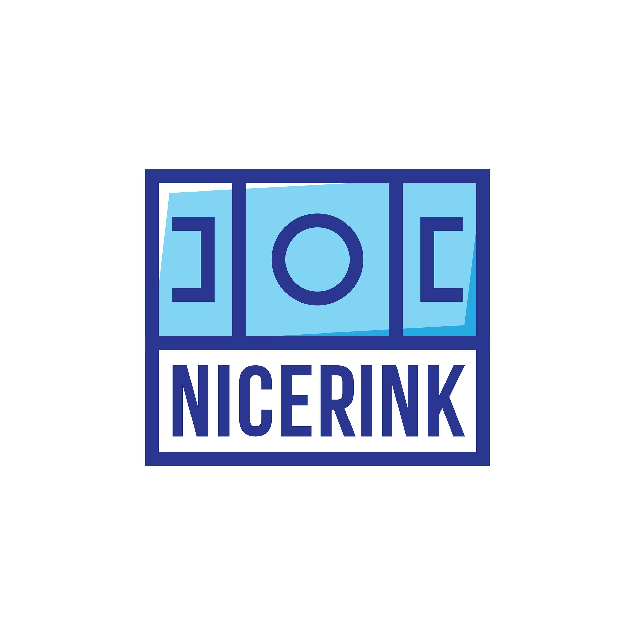 Logo + Branding   NICERINK Logo