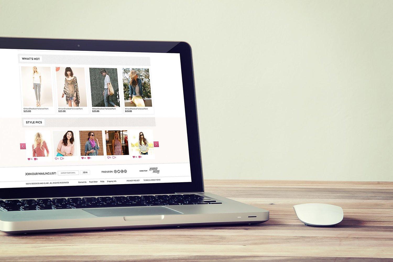 Web Design | E-commerce Store